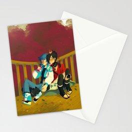 Best Friends Aoba and Koujaku Stationery Cards