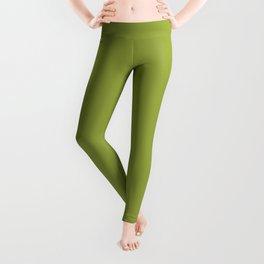 Simply Cactus Green Leggings
