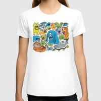 ice cream T-shirts featuring Ice Cream by Chris Piascik