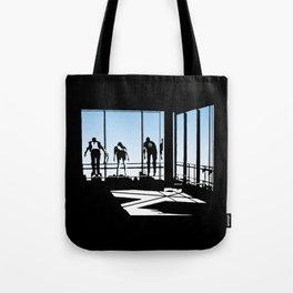 Ferris Bueller and Friends Tote Bag