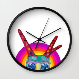 Ibu Hu Wall Clock