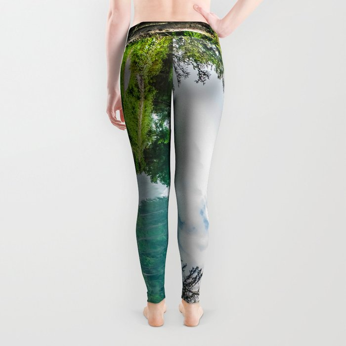The Place To Be Leggings