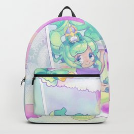 Bubble Tea Backpack