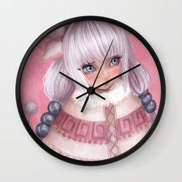Kanna Wall Clock