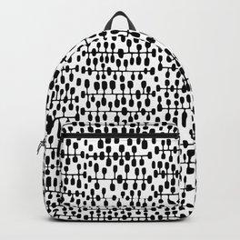 Mid-Century Modern Social Network Backpack