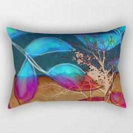 Branched Rectangular Pillow