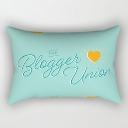 The Blogger Union Rectangular Pillow