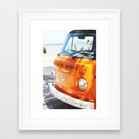 hippie Framed Art Prints featuring Hippie by Catherine Coons Photography