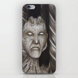 Disgustipator iPhone Skin
