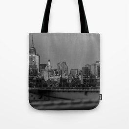 Quintessential New York Tote Bag