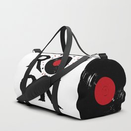 Rock illustration Duffle Bag