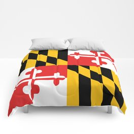 Maryland Forever Comforters