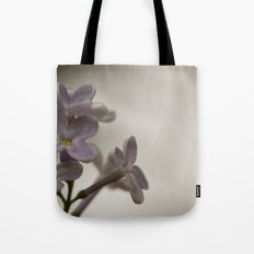 Lilac Morning Tote Bag