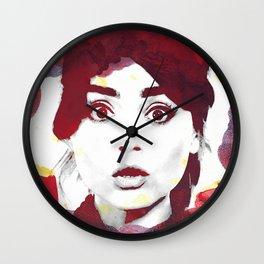 The Impossible Clara Wall Clock