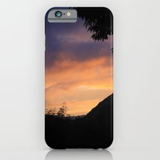 Sunset in the Mountains iPhone 6s Slim Case