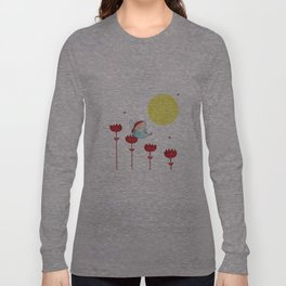Flower Fairy Long Sleeve T-shirt