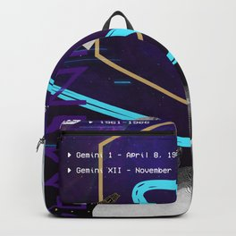 Ancient Gods and Planets: NASA Project Gemini Backpack