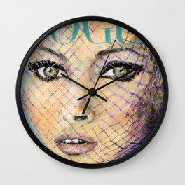 Vogue kate fishinnet Wall Clock