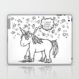 existential uni... Laptop & iPad Skin