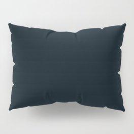 Rich black (FOGRA29) - solid color Pillow Sham