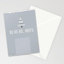 Foul Mouth :: Ho Ho Ho, MoFo Stationery Cards