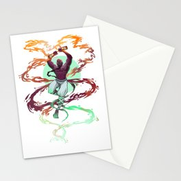 Genie in a Bottle Stationery Cards