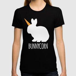 Funny Easter Sunday Gift Bunnycorn Unicorn Bunny Rabbit T-shirt