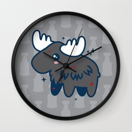 Jet Out of Here Wall Clock