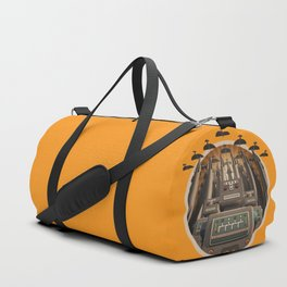 Robots Unite! crest variant Duffle Bag
