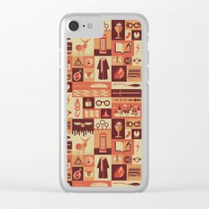 Accio Items Clear iPhone Case
