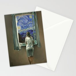 Dalí x Van Gogh Stationery Cards