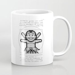 LEO (back) Coffee Mug