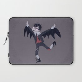 Vampire Boy Laptop Sleeve