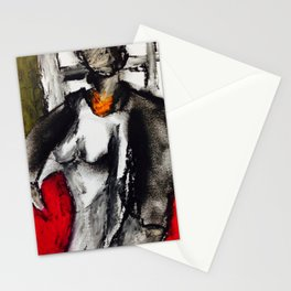 Headless Lover Stationery Cards