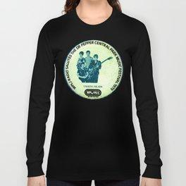 Central Park talking heads 1979 Long Sleeve T-shirt