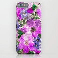 Splendid Flowers Slim Case iPhone 6s