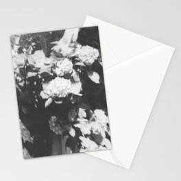 Mission Hill in black Stationery Cards