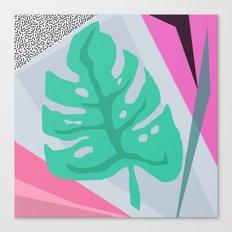 Monstera Deliciosa II Canvas Print