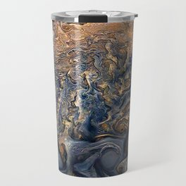 Jupiter's Clouds Travel Mug
