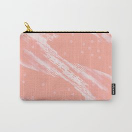 Millennial Coral Carry-All Pouch