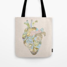 A Traveler's Heart (N.T) Tote Bag
