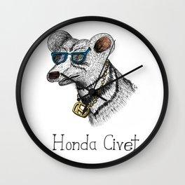 Honda Civet Wall Clock