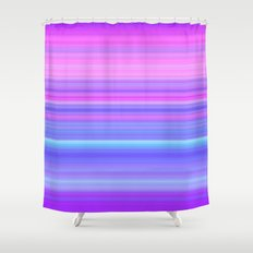 Soft Unicorn Shower Curtain