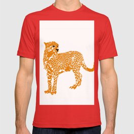 Mighty Cheetah  T-shirt