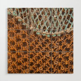 texture - connections Wood Wall Art