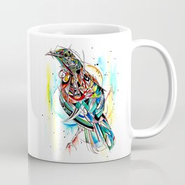 Geometric Tui Coffee Mug