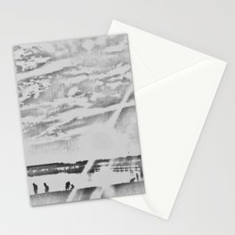 Happy Place Sketched Stationery Cards