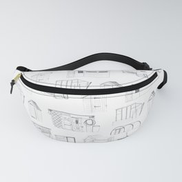 COVER, Contain, Compost - 3 of 3 Fanny Pack