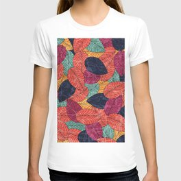 Let the Leaves Fall #05 T-shirt