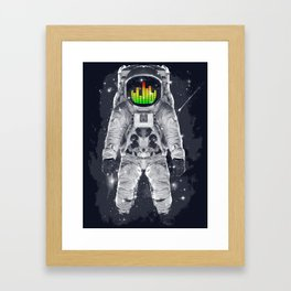 Astronomical Levels Framed Art Print